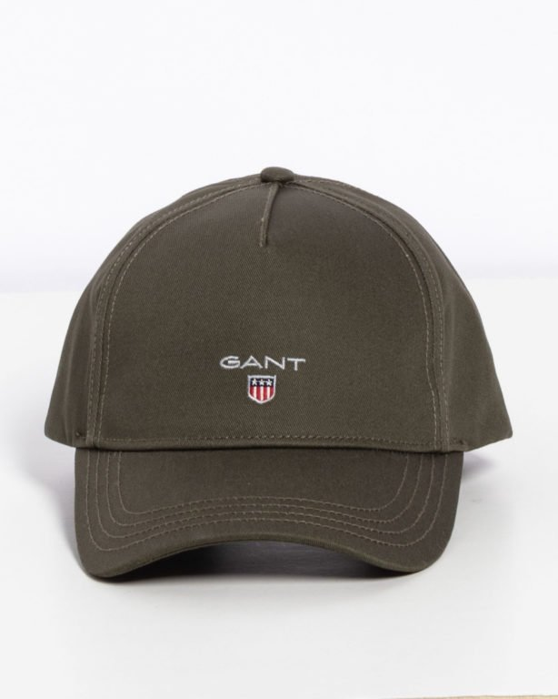 Gant, D1. Original Shield lippalakki, vihreä