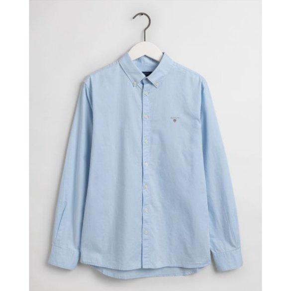 Nuorten Gant, tu. Archive oxford b.d. shirt kauluspaita, vaaleansininen