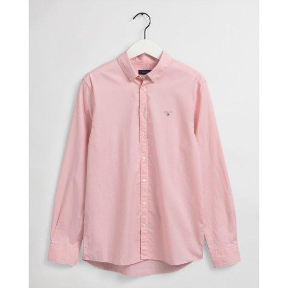 Nuorten Gant, tu. Archive oxford b.d. shirt kauluspaita, vaaleanpunainen
