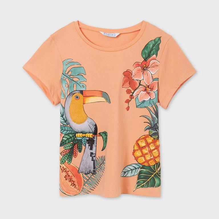 Mayoral, t-paita, persikka