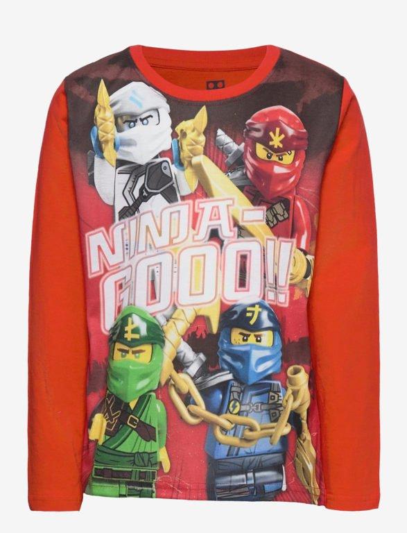Lego Wear, Ninjago pusero hahmoilla, punainen