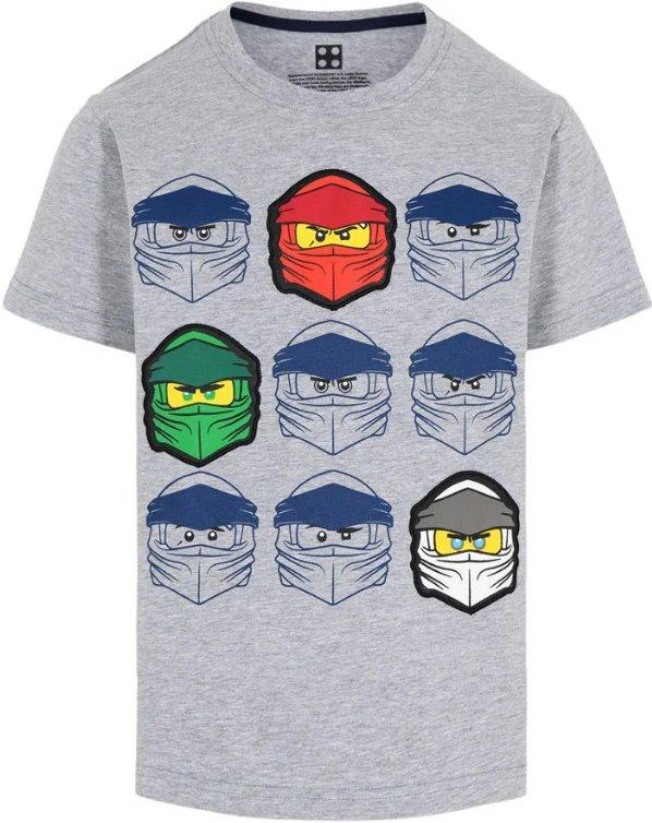 Lego Wear, Ninjago t-paita harmaa