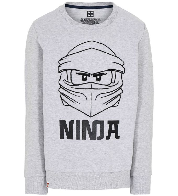 Lego Wear Ninjago pusero, harmaa