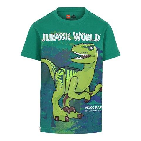 Lego Wear, Jurassic World t-paita vihreä
