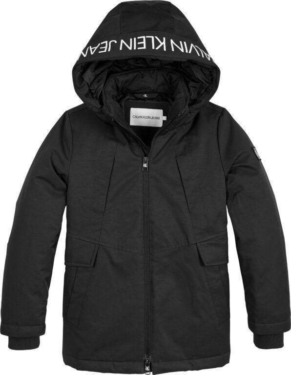Calvin Klein, back to school jacket