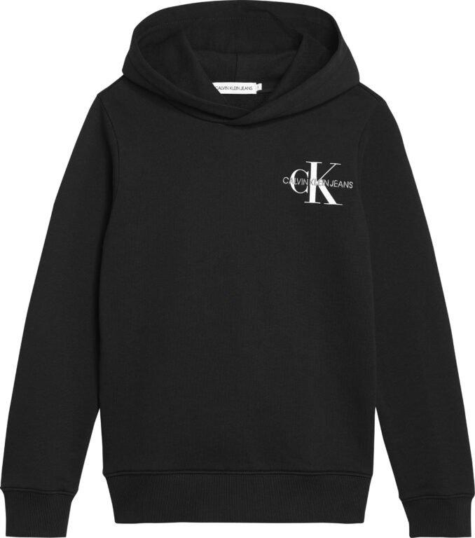 Calvin Klein, small monogram hoodie