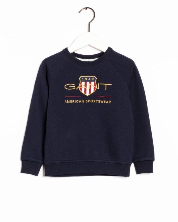 Gant, Archive shield collegepusero tummansininen