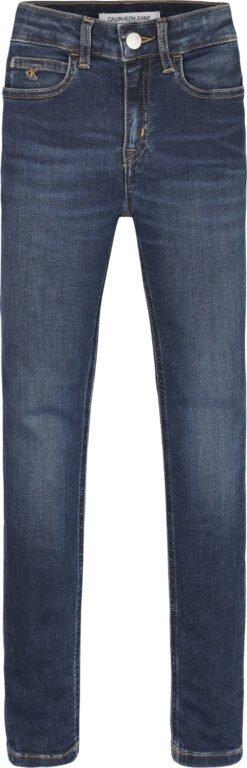 Calvin Klein, Skinny farkut tytöille, korkea vyötärö