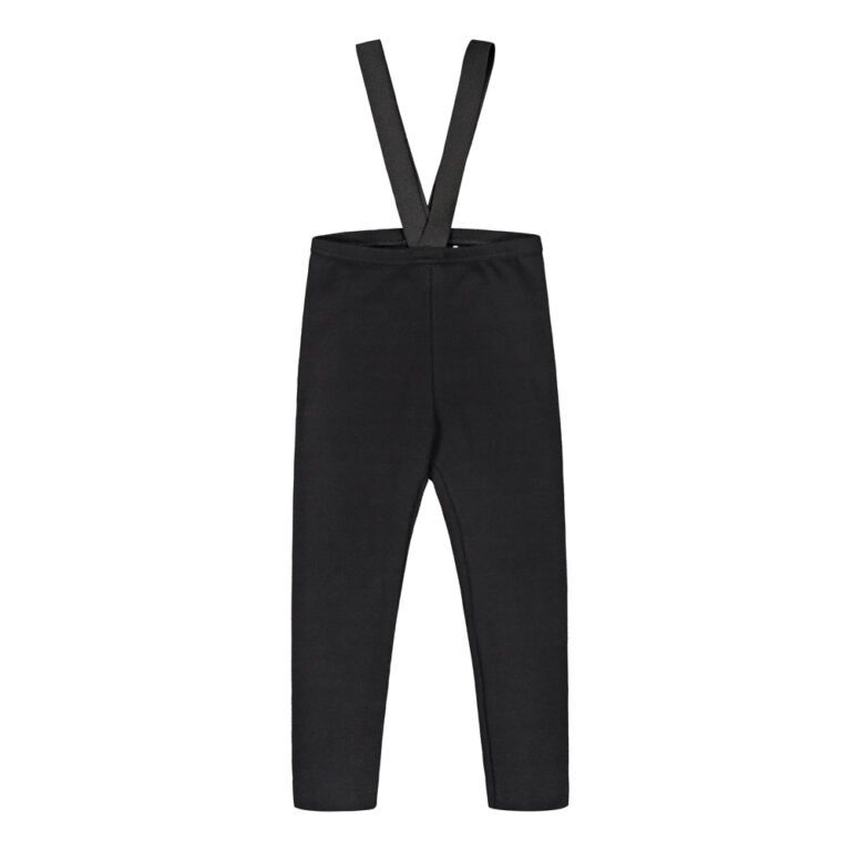 Metsola RIB Brace pants, musta