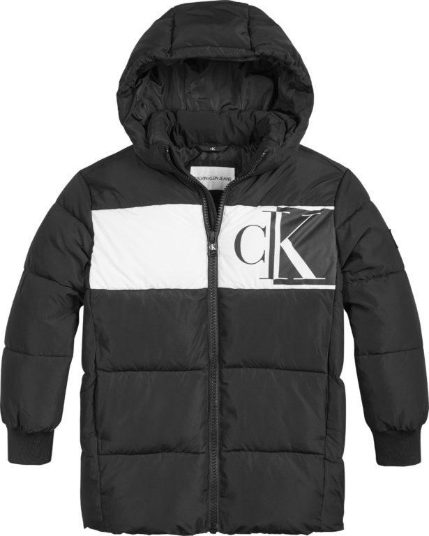 Calvin Klein, Block monogram jacket