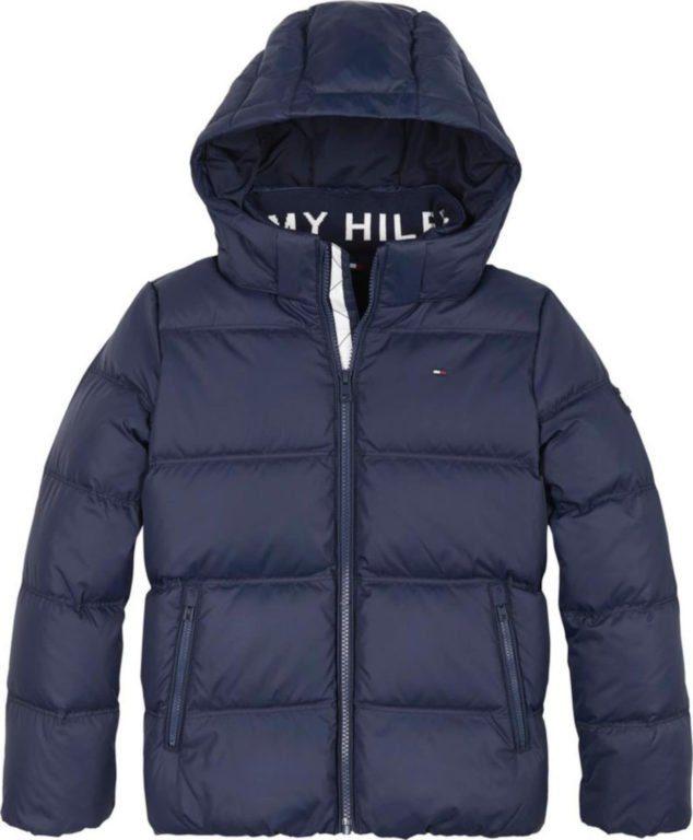 Tommy Hilfiger essential down jacket, navy