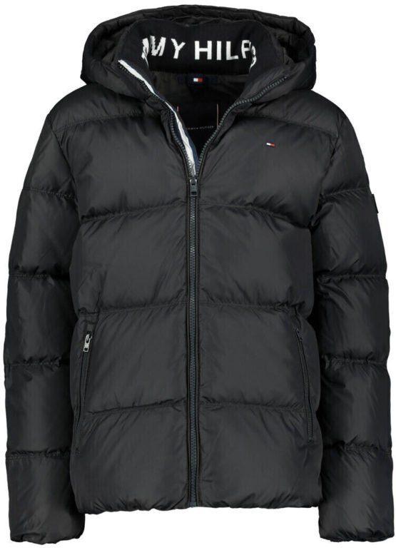 Tommy Hilfiger essential down jacket, black